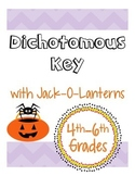 Dichotomous Key with Jack-O-Lanterns