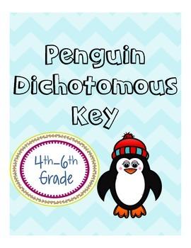 Dichotomous Key with Penguins