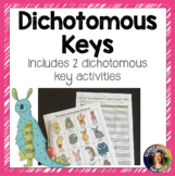 Dichotomous Keys Activities
