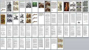 Dick Turpin Crime and Punishment Picture and Source Pack