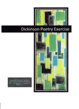 Dickinson Exercise for Substitute