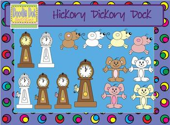Dickory Dock Graphics Set