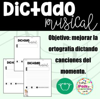Dictado Musical: plantillas variadas