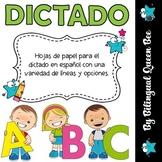 Dictado en Español