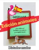 Dictados mudos - Animales - ESPAÑOL