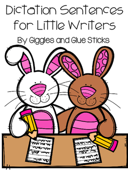 Dictation Sentences for Little Writers