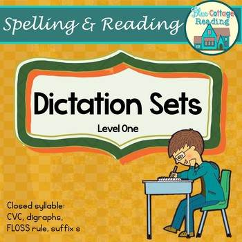Dictation Sets for Level One