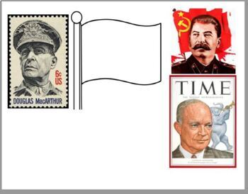 Dictators of World War II Foldable with Images