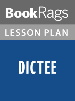 Dictee Lesson Plans