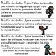 Dictée différenciée / French Spelling Tests / Mots d'orthographe, vocabulaire