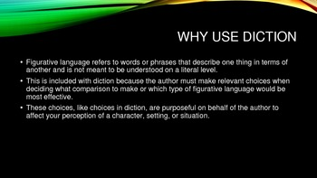 Diction Power Point