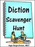 Diction Scavenger Hunt