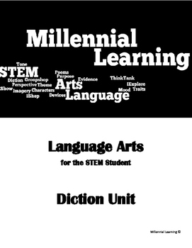 STEM ELA: Diction