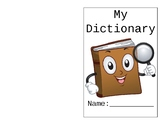 Personal Student Dictionary