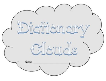 Dictionary Cloud