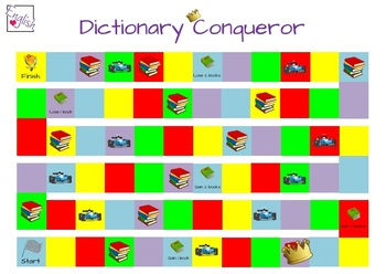 Dictionary Conqueror