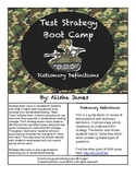 Dictionary Definitions Strategy Boot Camp
