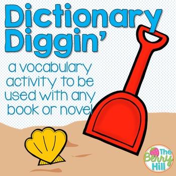 Dictionary Diggin'
