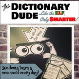 Dictionary Dude: Like the Elf, Only Smarter--a holiday hid