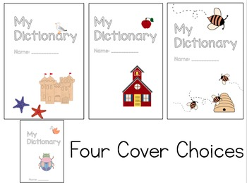 Dictionary For Students (Editable)