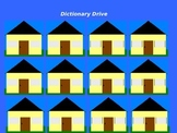 Dictionary Guide Words Game