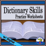 Dictionary Skills Worksheets