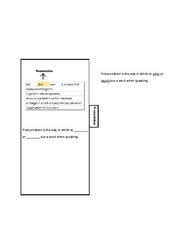 Dictionary Interactive Notebook