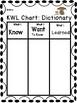 Dictionary Lesson Plans
