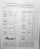Dictionary Scavenger Hunt Puzzles