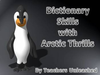 Dictionary Skills PowerPoint Bundle