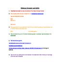 FREE Dictionary Skills Computer Lab Activity