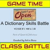 Dictionary Skills Game: Websters Workout