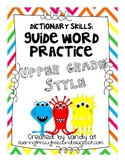 Dictionary Skills: Guide Words for Upper Grades