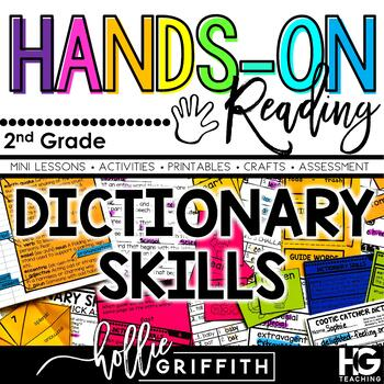 Dictionary Skills {Hands-on Reading}
