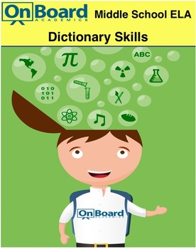 ELA Dictionary Skills-Interactive Lesson