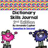 Dictionary Skills Journal Supplement