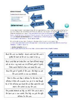 Dictionary Skills - L4.4 &L4.5