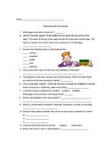 Dictionary Skills Practice 6-8