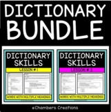 Dictionary Skills and Context Clues, TEK, STAAR