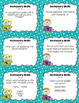 Dictionary Task Cards for Grades 4-6