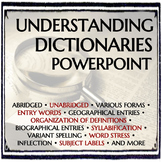 Dictionary Usage & Terminology PowerPoint