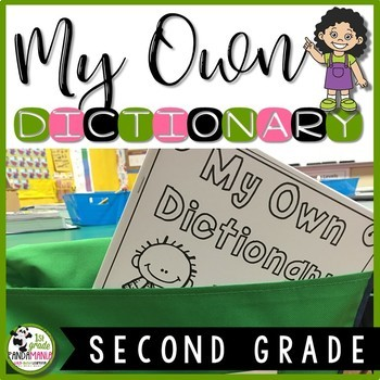 Dictionary for 2nd Grade-A Writing & Reading Resource Aligned with HMH Journeys