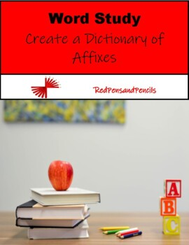 Dictionary of Affixes