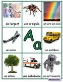 Dictionnaire Français  French Alphabet