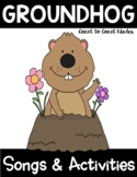 Groundhog's Day Songs and Activities