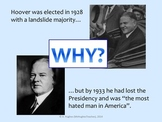 Did President Hoover deserve to be so unpopular during the Great Depression?