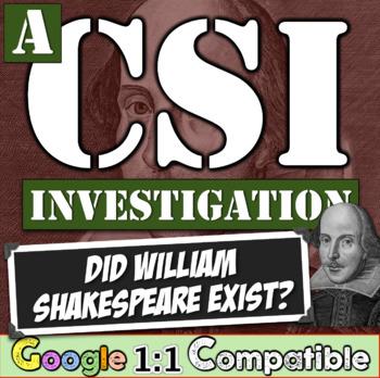 Shakespeare: Did He Exist? A CSI Investigation! Was Willia