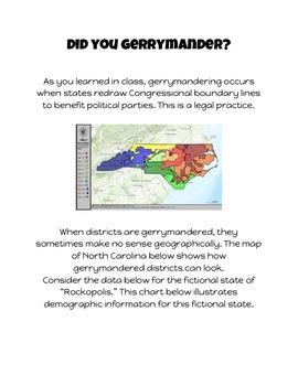 Did You Gerrymander?