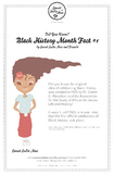 Did You Know, Black History Month Fact #1 Character Education Activity Resource