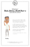 Did You Know, Black History Month Fact #2 Character Education Activity Resource